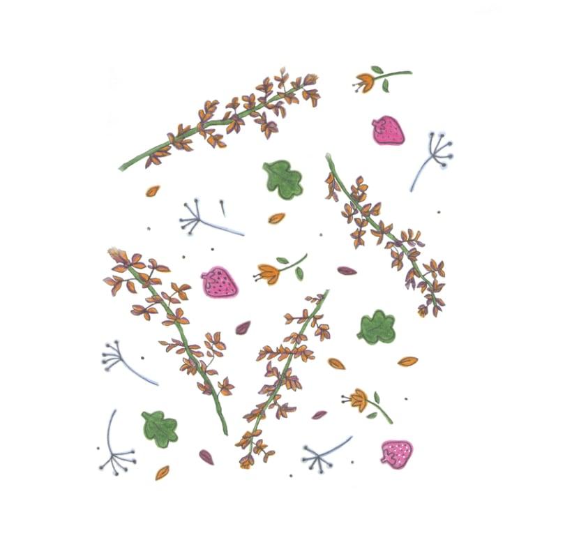Mon Amour- Pattern para The Seventh Duchess 1