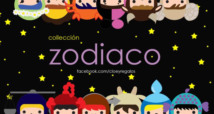 Colección zodíaco 0