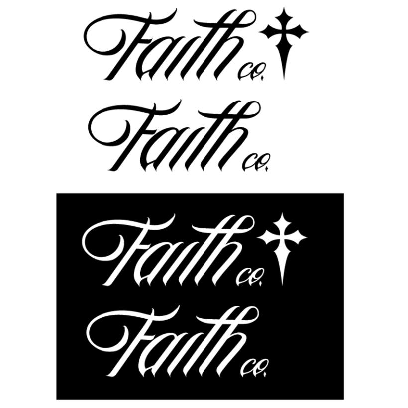 Re-design Faith.co  12