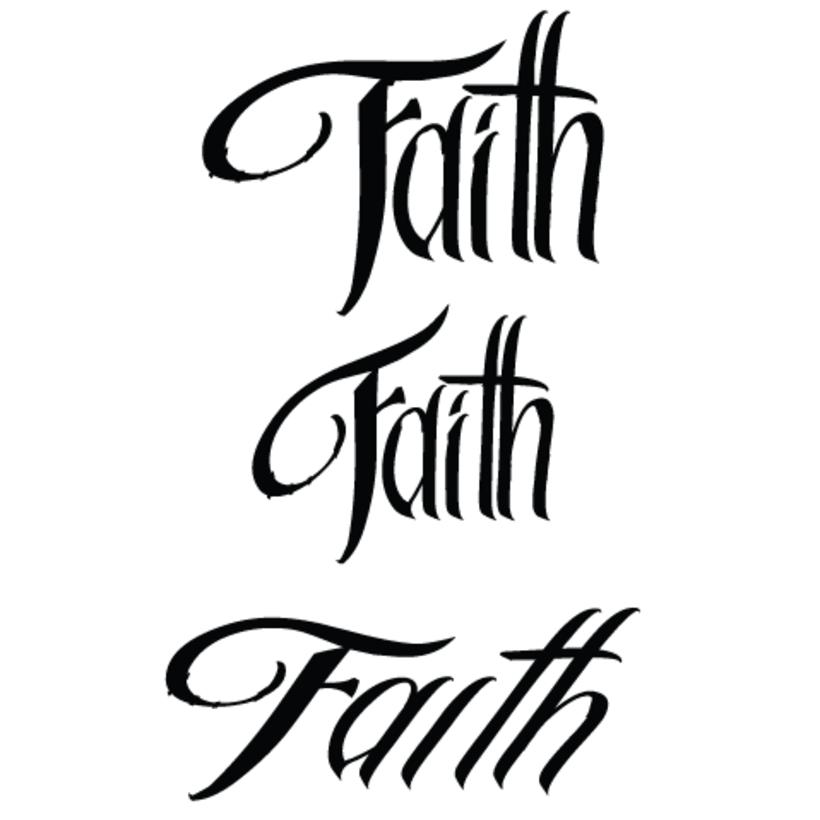 Re-design Faith.co  6