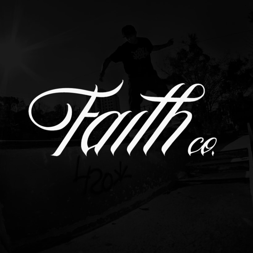 Re-design Faith.co  8