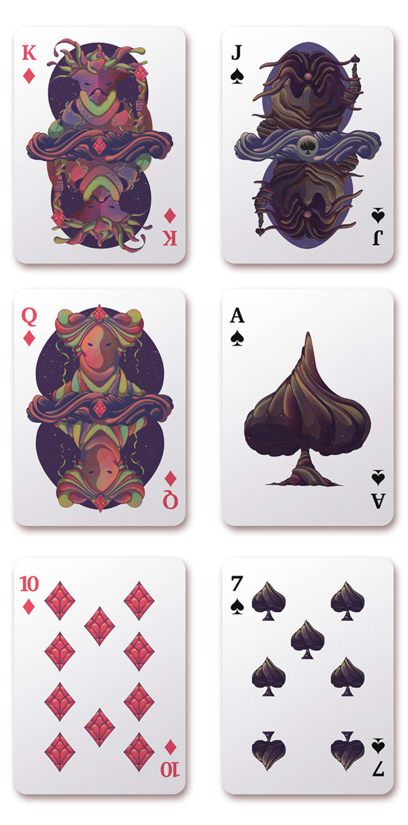 Elite Playing Cards 1