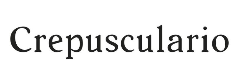 Crepusculario 9