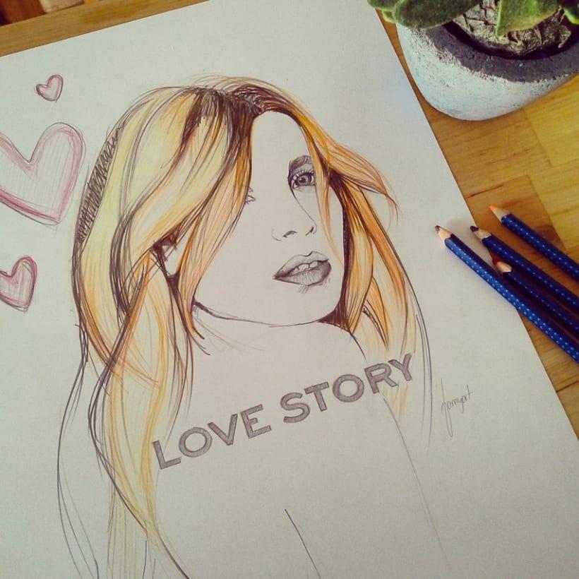 Love story 0