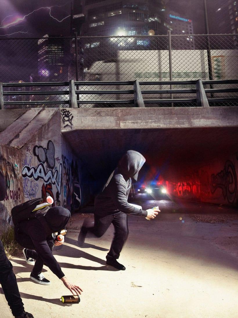 NWO / STREET ACTION 3