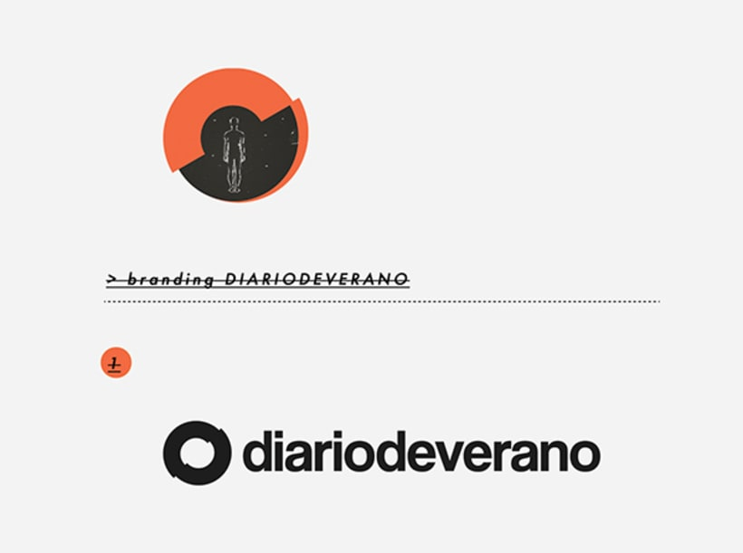 diariodeverano // branding + cd packaging  -1