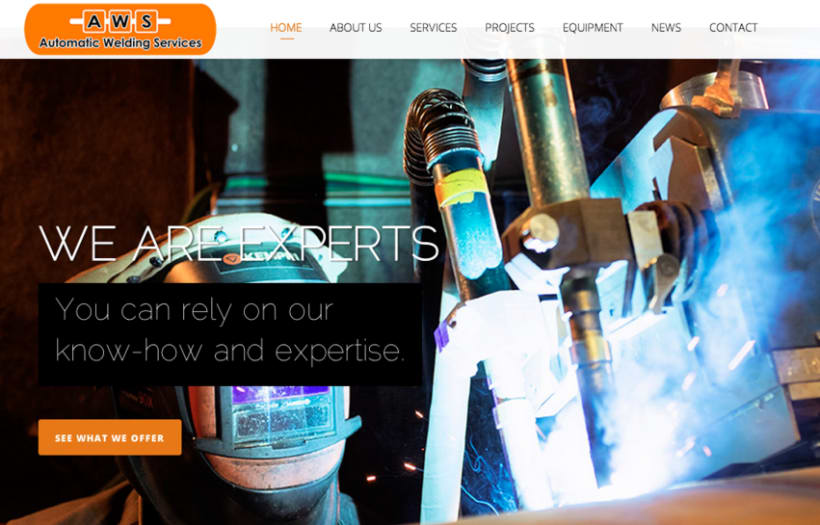 AWS Limited. Welding Experts -1