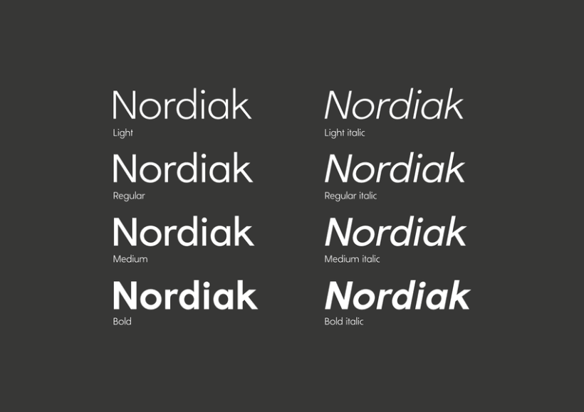 Nordiak Grotesk 2