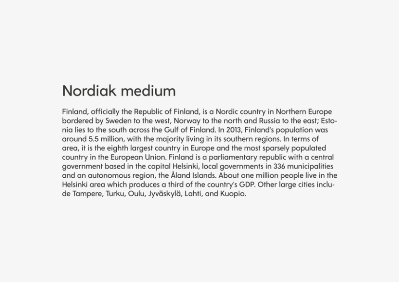 Nordiak Grotesk 5