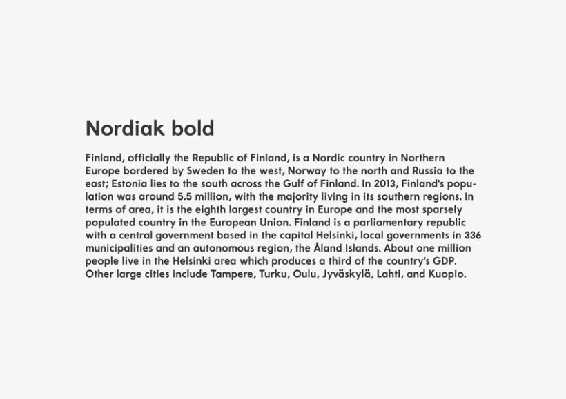 Nordiak Grotesk 6