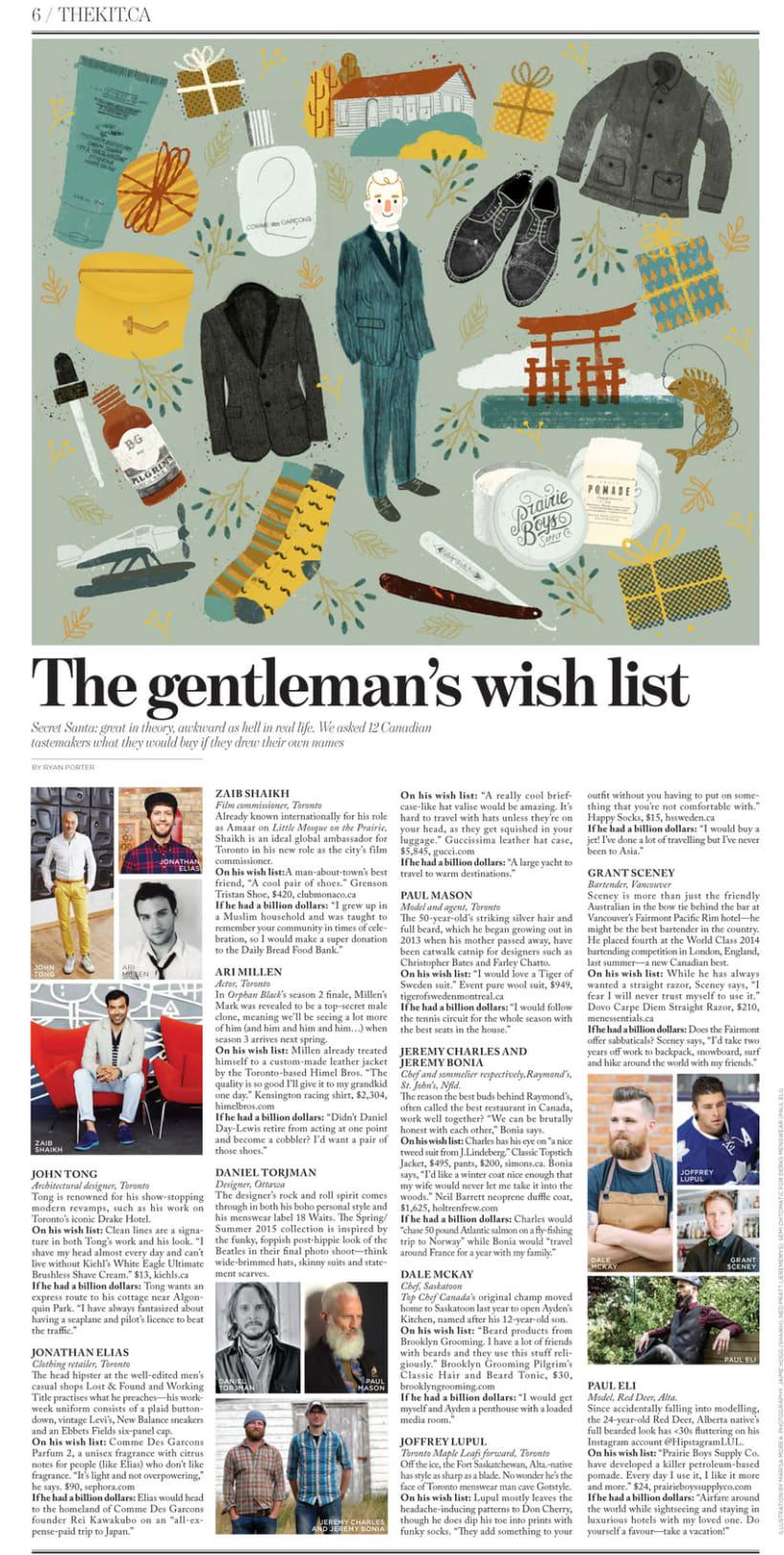 The Kit | Toronto Star (Canadá) 2
