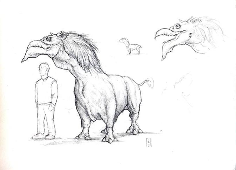 Diseño de criaturas 0
