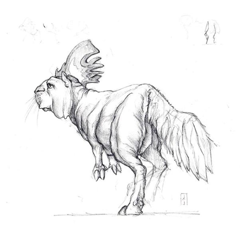 Diseño de criaturas 9
