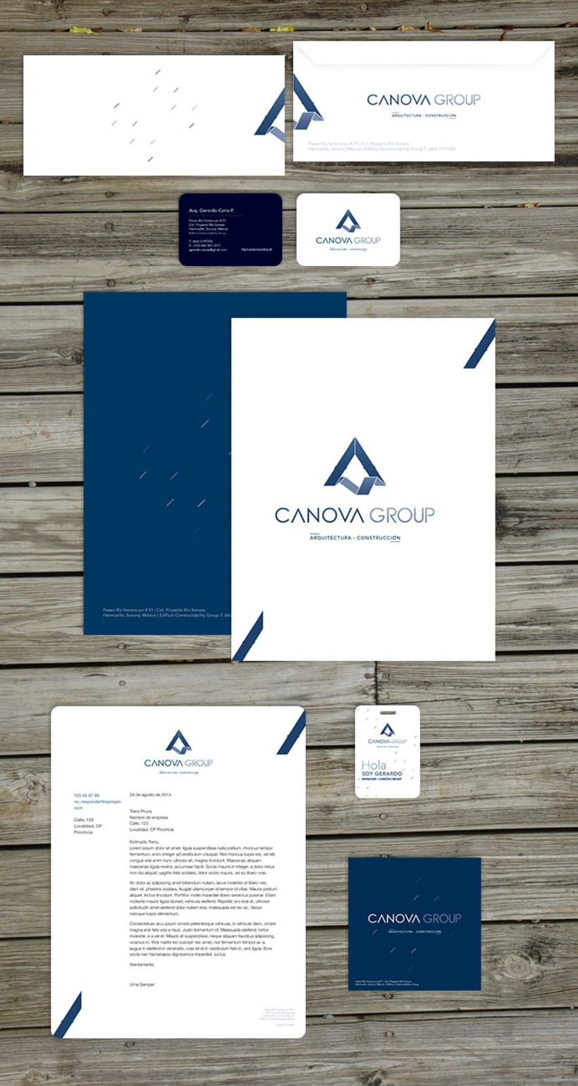 Canova Group 1