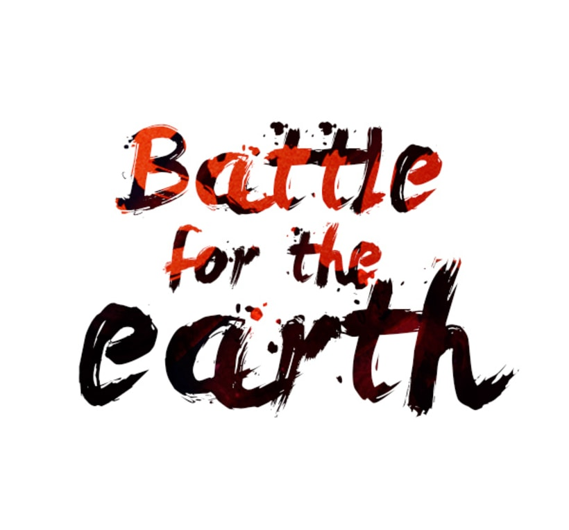 Battle for the earth remains | Game graphics development 0