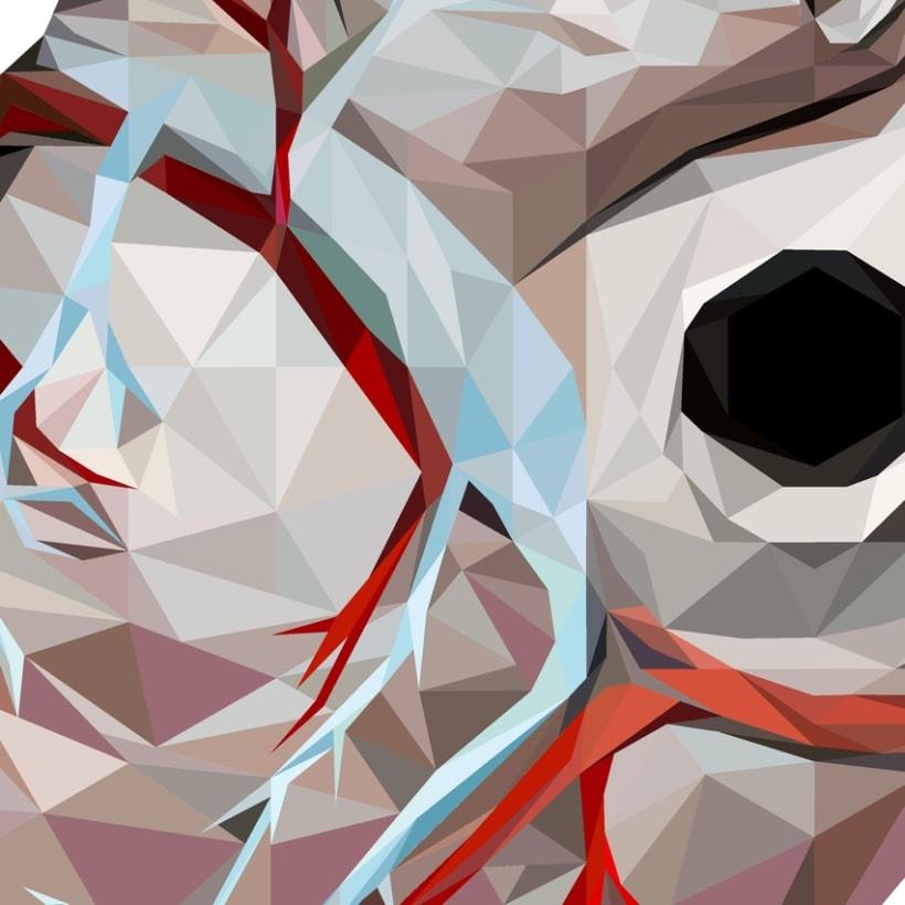 Geometric Heart 6