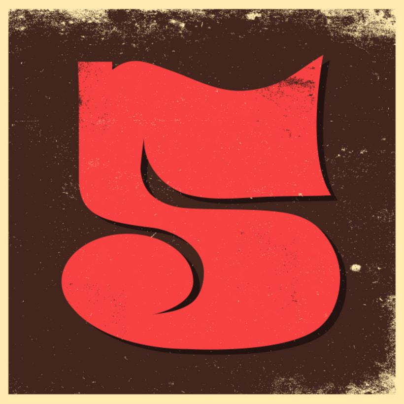 36 days of type. 32