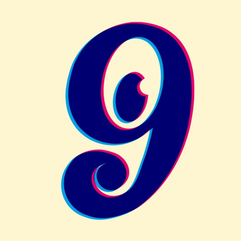 36 days of type. 34