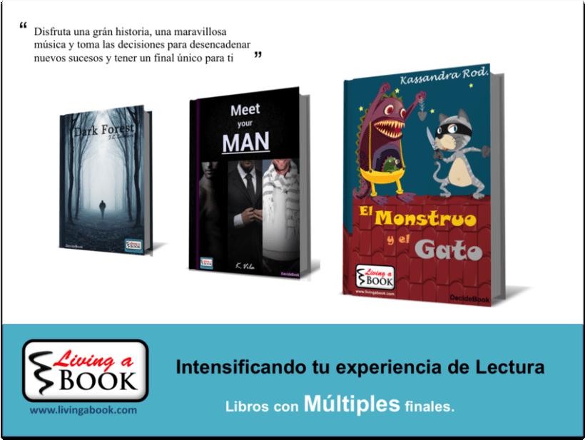 Living a Book - Intensificando tu experiencia de lectura. 2