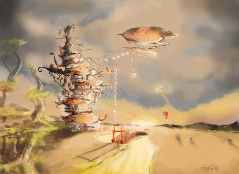 Steampunk Japan -1