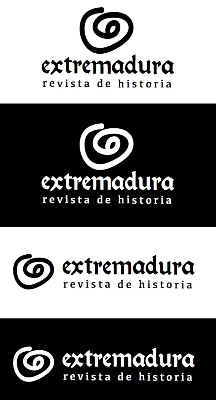 Extremadura Revista de historia -1