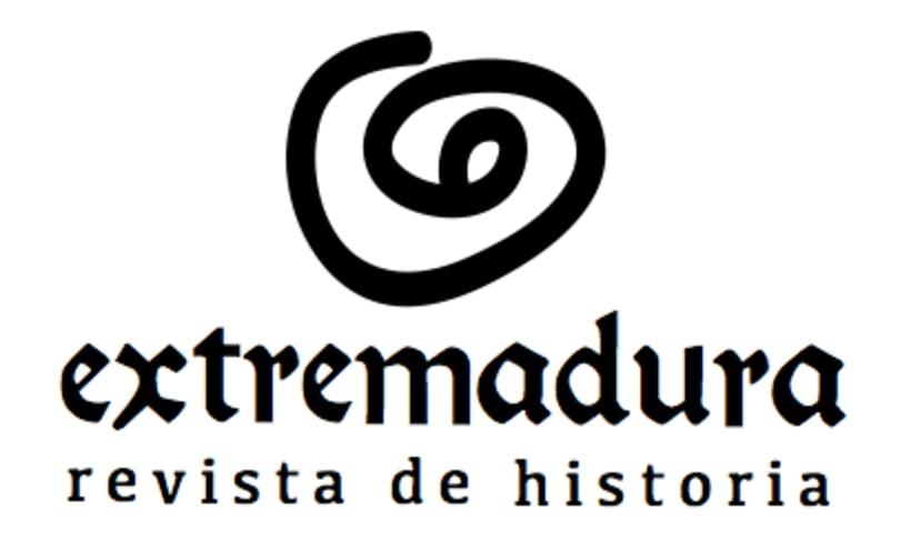 Extremadura Revista de historia 0