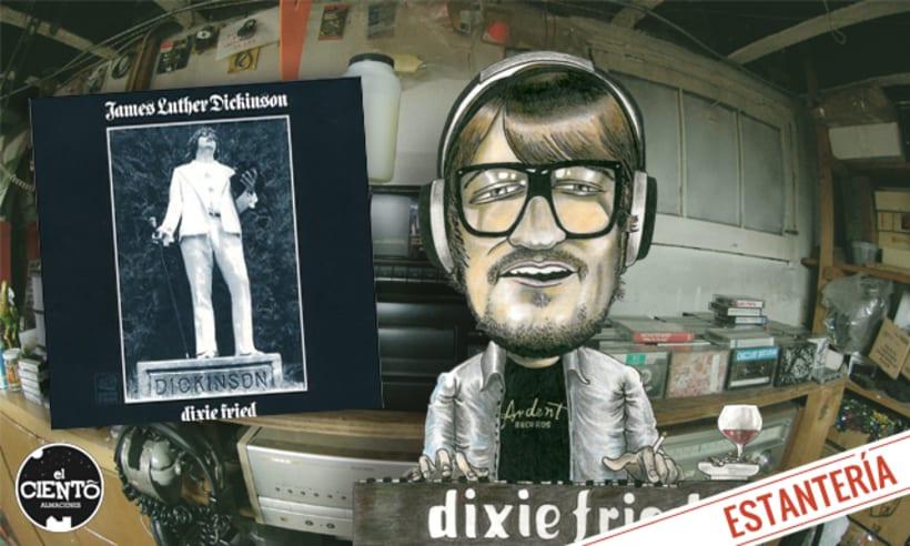 Jim Dickinson para Más Truenos -1