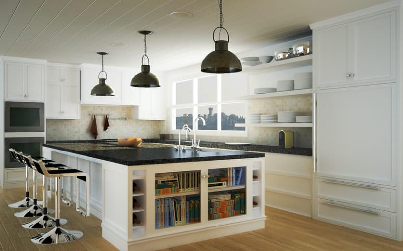 Kitchen design -1