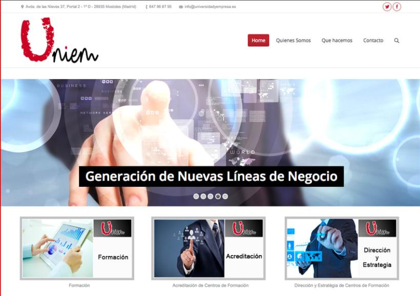 www.universidadyempresa.es 0
