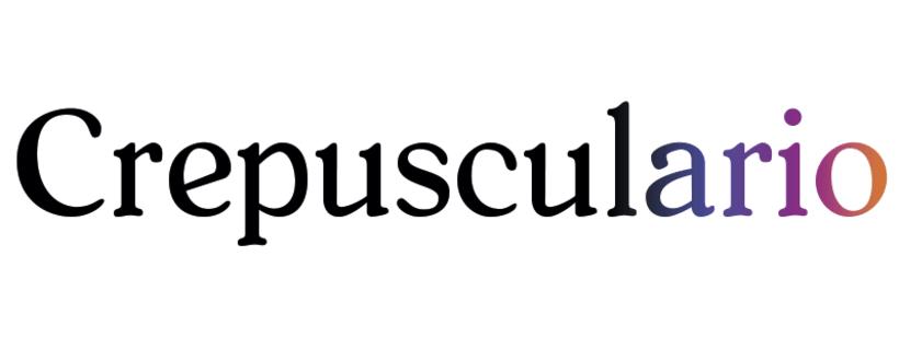 Crepusculario 0