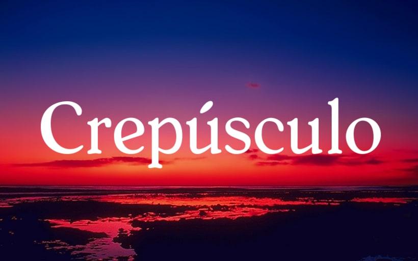 Crepusculario 1