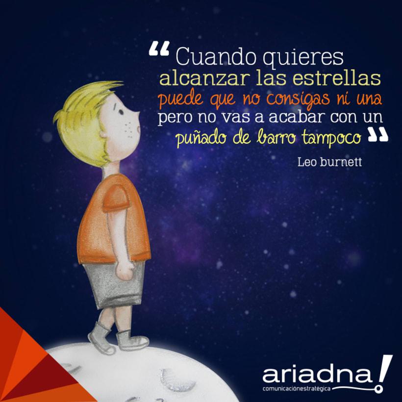 Social media-Ariadna 1
