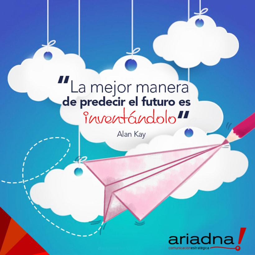 Social media-Ariadna 3