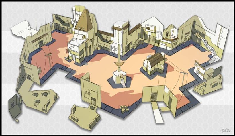 Diseño de niveles 8