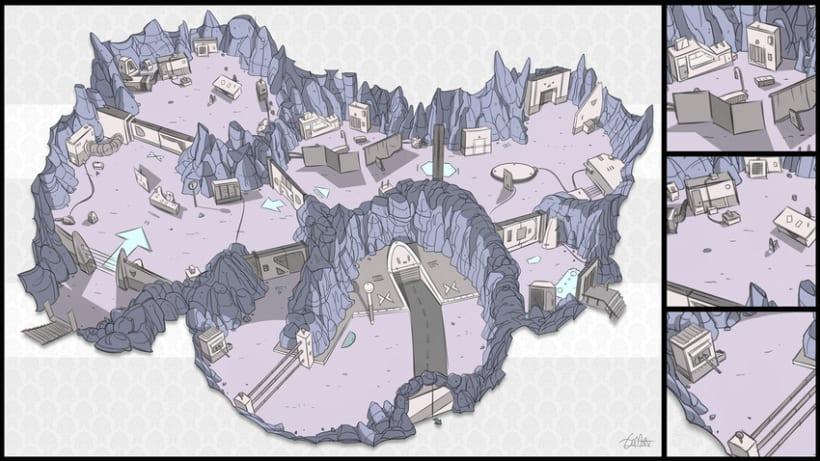 Diseño de niveles 0