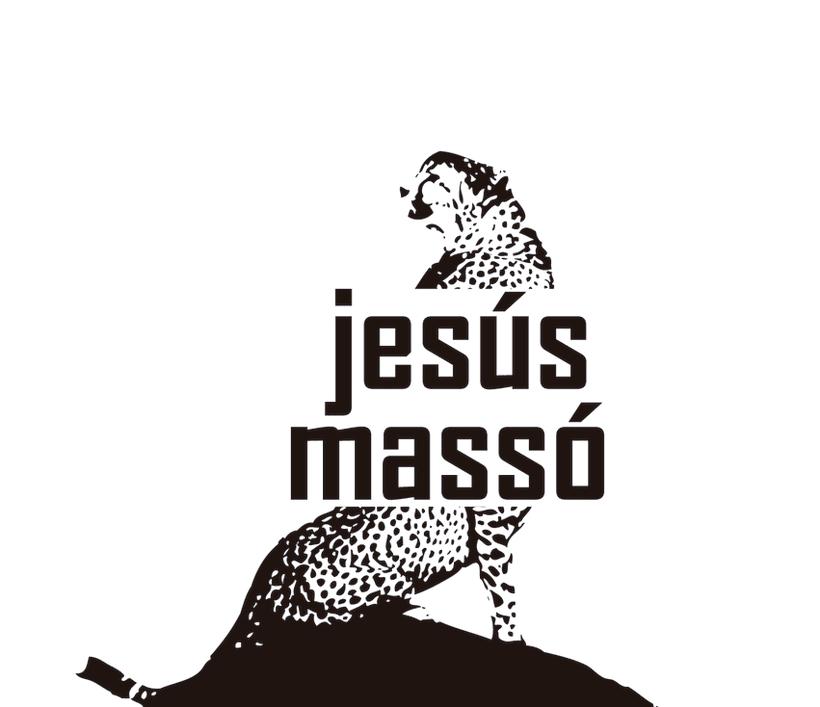 Diseño logotipo Jesús Massó -1