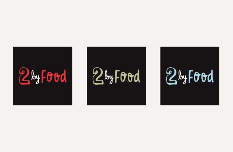 2 by Food 1