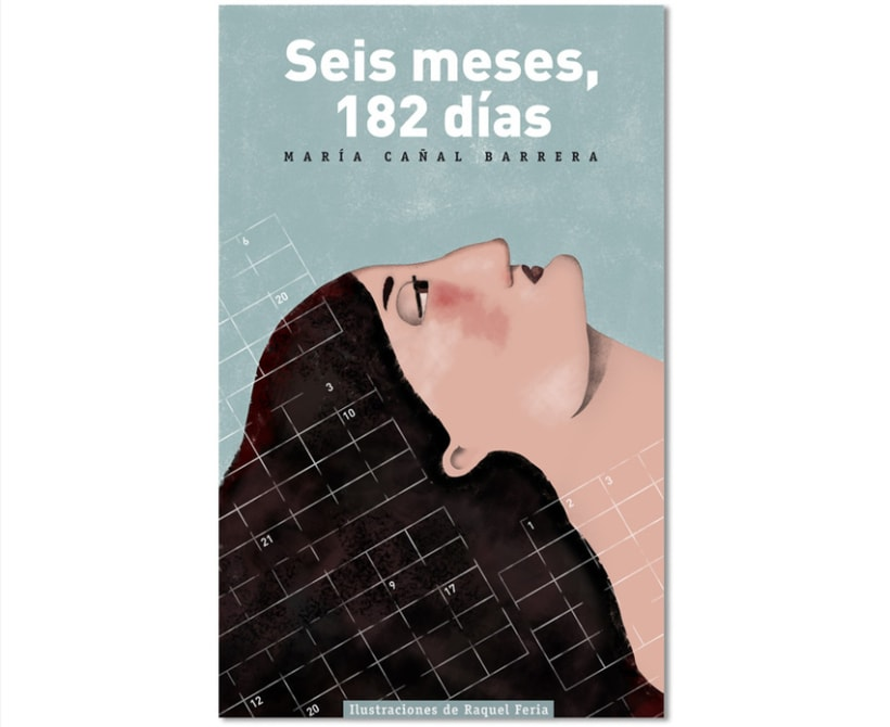Ilustración del relato 'Seis meses, 182 días', de María Cañal Barrera -1