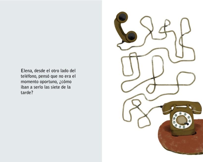 Ilustración del relato 'Seis meses, 182 días', de María Cañal Barrera 0