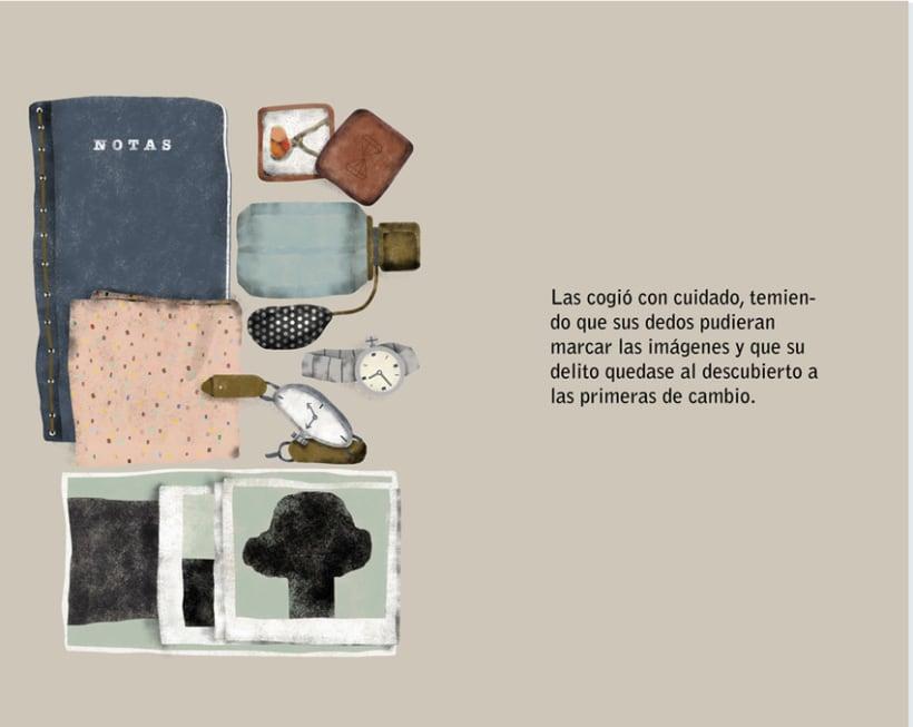 Ilustración del relato 'Seis meses, 182 días', de María Cañal Barrera 5