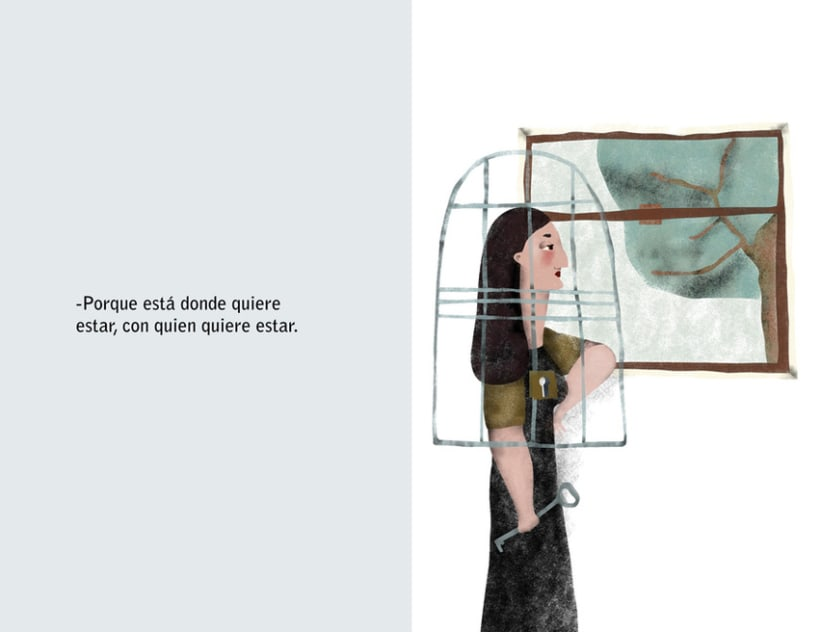 Ilustración del relato 'Seis meses, 182 días', de María Cañal Barrera 6
