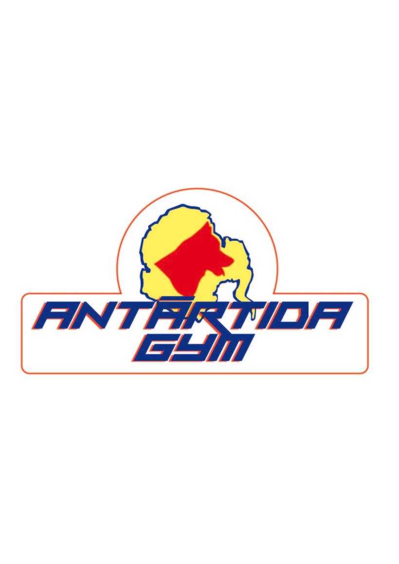 Diseño logotipo para Antartida Sport Gym -1