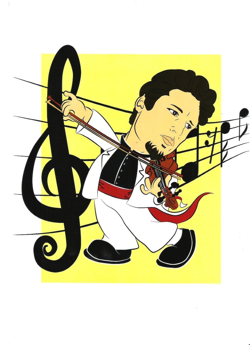 Mi pequeño gran violinista 1
