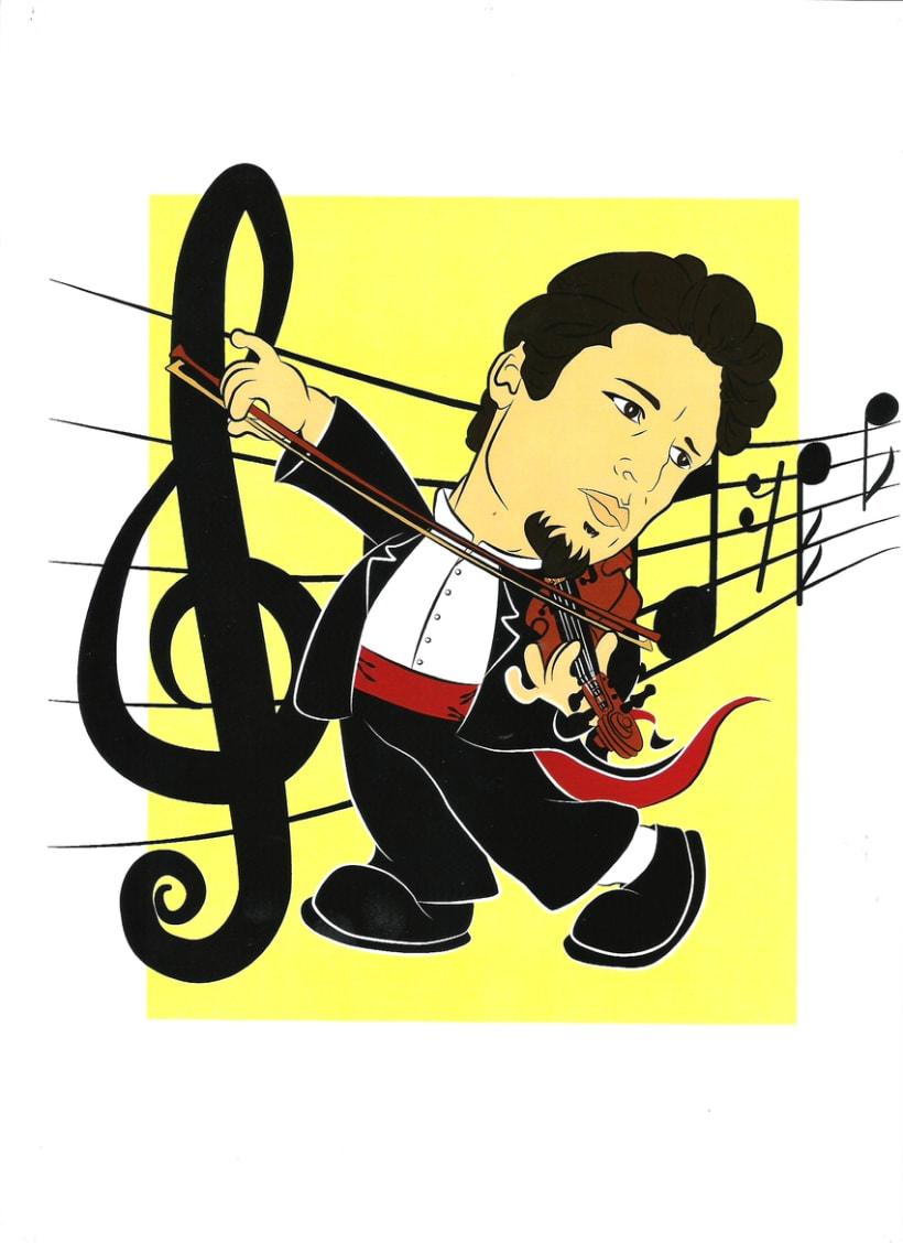 Mi pequeño gran violinista 2