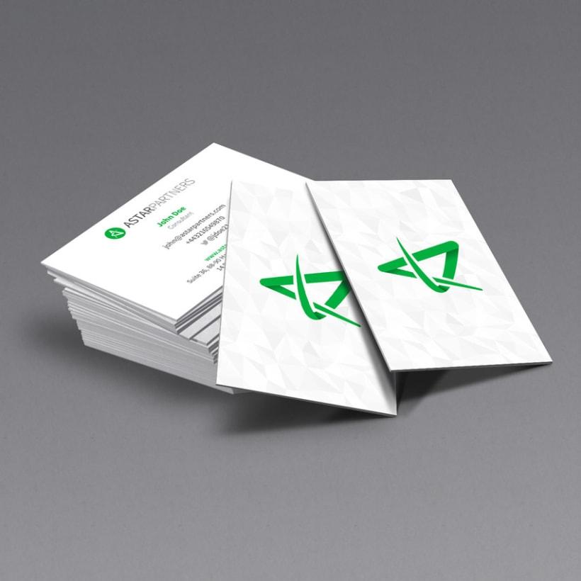 Astar Partners - Branding & Web design 2