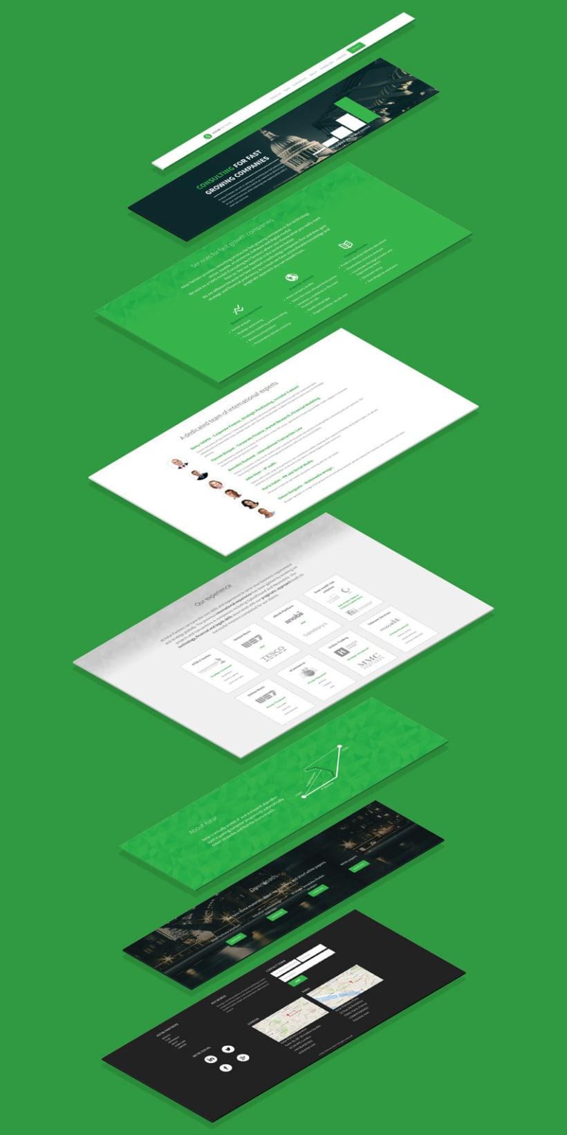 Astar Partners - Branding & Web design 3