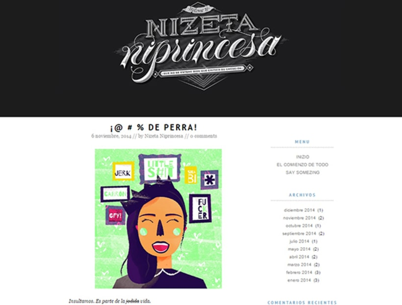 Various Illustrations | 2014 12