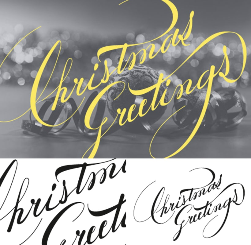 Logos and lettering works 10