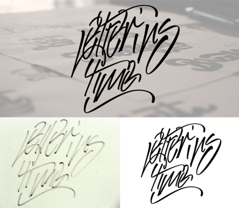 Logos and lettering works 12