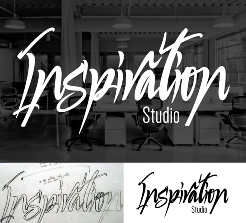 Logos and lettering works 13